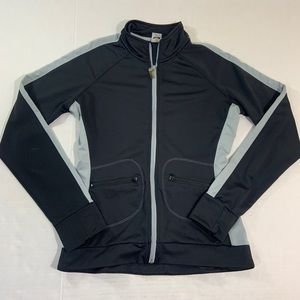 ALO Yoga Zip Frobt Sweater Jacket Workout S